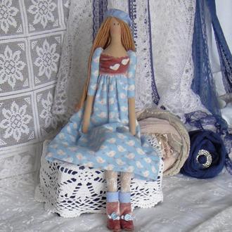 Кукла в стиле Тильда Мили
