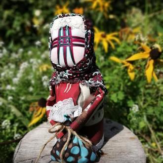 Кукла-мотанка Подорожница