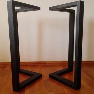Ножки для стола из металла