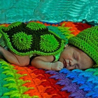 Костюмчики для фотосессии новорожденных от 0 до 6 месяцев