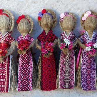 """Лялька-мотанка """"Берегиня"""" Зріст 10-26 ,50,70,90,120 см."""