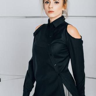 Сорочка чорна
