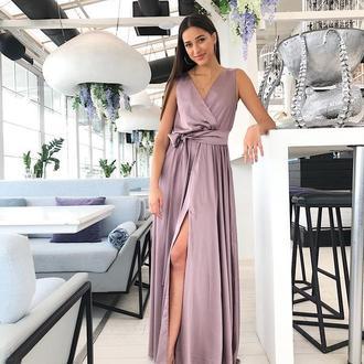 Шелковое платье Armani