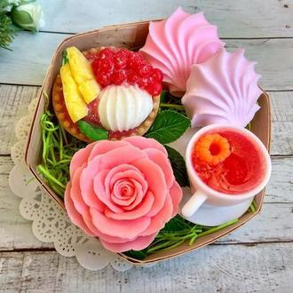 Набор мыла  ′сладкоежка′