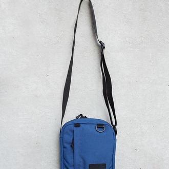 Shoulder Bag Big Blue