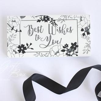 "Gift Box ""Lampika"" - открытка в коробочке"