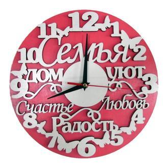 Настенные часы «Уют»