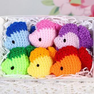 """Набор """"Разноцветные рыбки"""""""