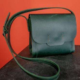 Сумка NewBox, шкіряна сумка, стильная сумка через плечо, маленькая сумка, сумка из кожи