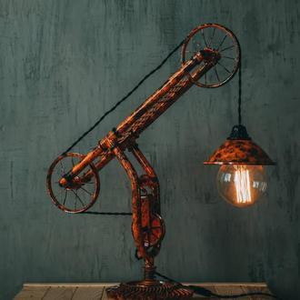 """Настольная лампа """"Building 01"""""""