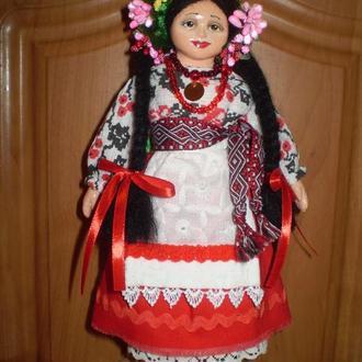 Кукла Украинка , кукла сувенир