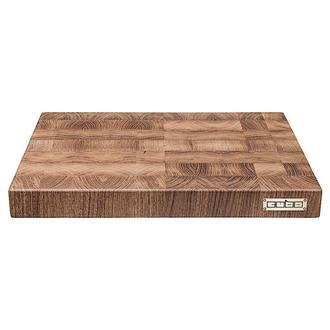 Торцевая разделочная доска CUBO Oak 40x29x4см