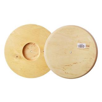 Основа для часов деревянная Круг 25 см