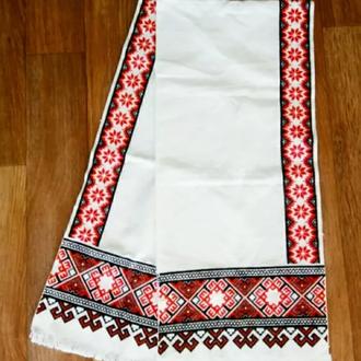 Рушник свадебный для икон. Весільний рушник. Божнык