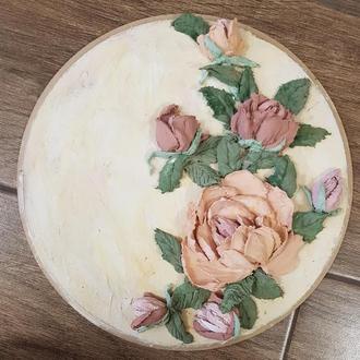 Панно Розы