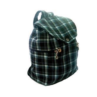 Легкий рюкзак картатий
