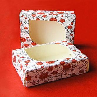 Коробочка картонна для мила №1