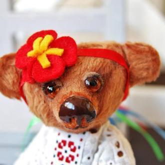 Медведь Тедди Соломийка