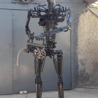 Терминатор эндоскелет Т 800 модель101 Генезис