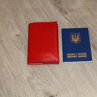 Обложка для паспорта — стильная, яркая, удобная, практичная.