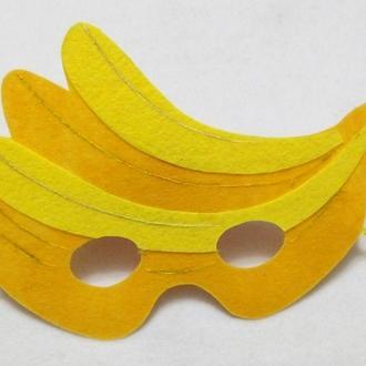 Маска банан