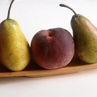 """Деревянная ваза для фруктов и конфет """"Байна"""""""