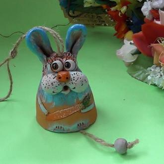 Заяц колокольчик зайка