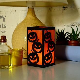 "Бумажный фонарик ""Jack of the Lantern"""