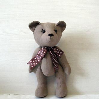 М′яка іграшка ведмедик