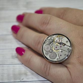 Кольцо в стиле Стимпанк Steampunk