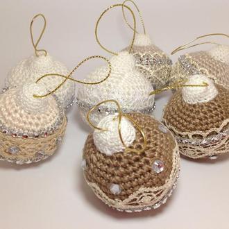 Новогодние шарики,новогодний декор,украшения на елку
