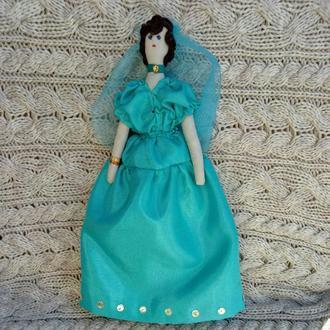 """Кукла """"Беатрис"""" в стиле тильда, текстильная, интерьерная, ручной работы"""