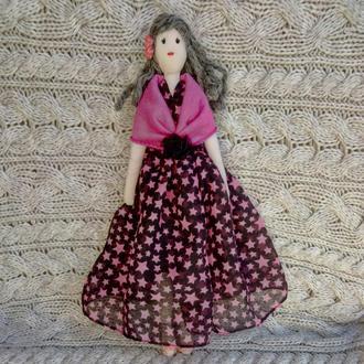 """Кукла """"Сусанна"""" в стиле тильда, текстильная, интерьерная, ручной работы"""
