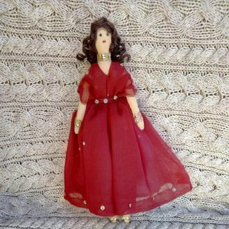 """Кукла """"Шарлотта"""" в стиле тильда, текстильная, интерьерная, ручной работы"""