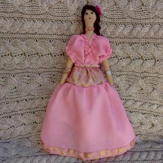 """Кукла """"Луиза"""" в стиле тильда, текстильная, интерьерная, ручной работы"""