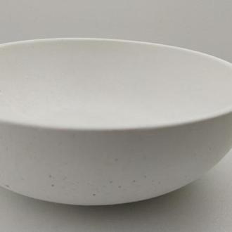 Тарелка, фруктовница из бетона