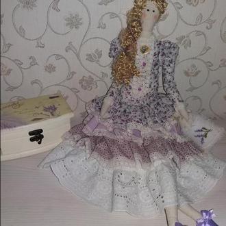 Кукла тильда Ванесса