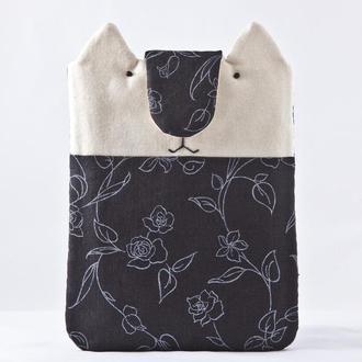 Чехол кот для iPad mini, Черный чехол для iPad Mini 4, Чехол для kindle paperwhite
