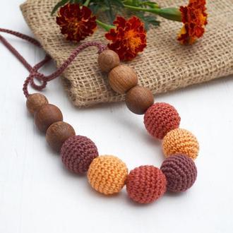 Слингобусы - Слінго намисто