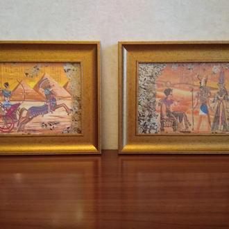 """Набор картин """"Путешествие в Египет"""""""
