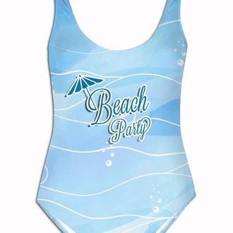 """Купальник """"BEACH PARTY"""""""