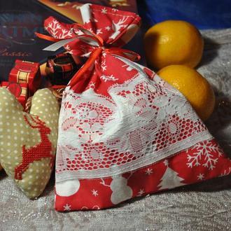 Мішечок для подарунків