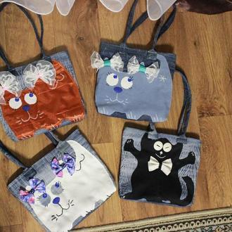"""Детская модная сумка """"Я и мои подружки"""""""