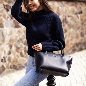 Женская сумка Midi Темно-синий