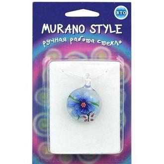 Стеклянная подвеска Murano
