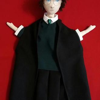 Кукла-варежка, кукла для кукольного театра, Гарри