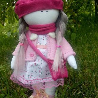 Интерьерная кукла Парижанка