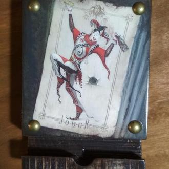 """Подставка для смартфона """"Джокер"""""""