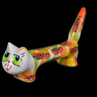 керамічний кіт