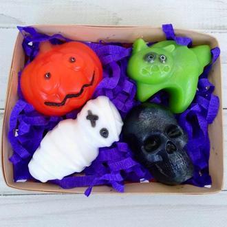 Набор сувенирных мыл к Хэллоуину